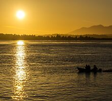 Tofino Inlet by MichaelJP