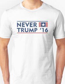 Never Trump Unisex T-Shirt