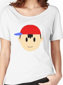 Ness Women's Relaxed Fit T-Shirt