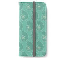 Nautilus iPhone Wallet/Case/Skin