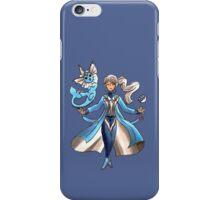 Blanche - Team Mystic iPhone Case/Skin