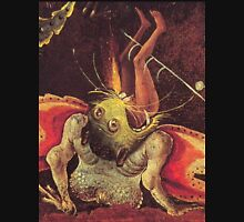 Weird Demon by Hieronymus Bosch Unisex T-Shirt