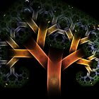 Pythagoras Tree by Avantgarda