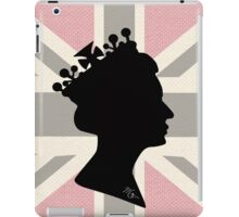 GOD SAVE THE QUEEN! (PINK) iPad Case/Skin