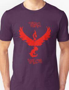 Team Valor - Team Red Unisex T-Shirt