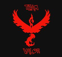 Team Valor - Team Red Unisex T-Shirt