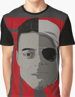 Mr Robot Graphic T-Shirt
