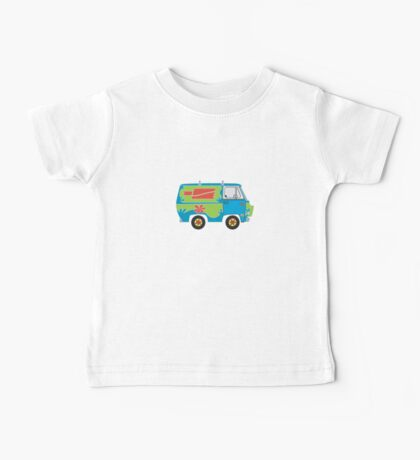 The Mystery of the LOST parts. Baby Tee