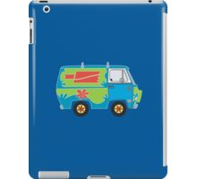 The Mystery of the LOST parts. iPad Case/Skin