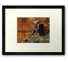 ICHIGO Framed Print
