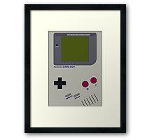 Cartoon Console Framed Print