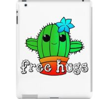 Tiny Free Hugs iPad Case/Skin