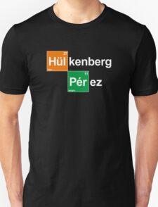 Team Hulkenberg Perez (black T's) T-Shirt