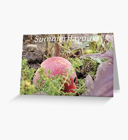 Summerflavour Greeting Card