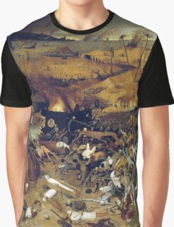 The Apocalypse by Hieronymus Bosch Graphic T-Shirt