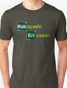 Team Kobayashi Ericsson (black T's) T-Shirt