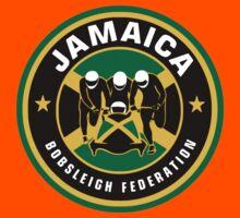 JAMAICA BOBSLED TEAM - COOL RUNNINGS Kids Tee