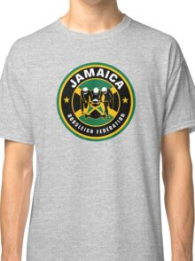 JAMAICA BOBSLED TEAM - COOL RUNNINGS Classic T-Shirt
