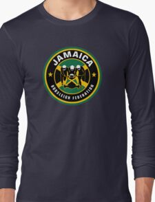 JAMAICA BOBSLED TEAM - COOL RUNNINGS Long Sleeve T-Shirt