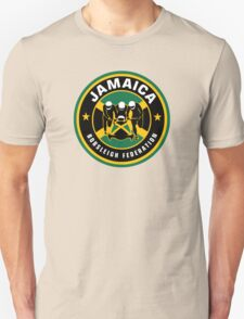 JAMAICA BOBSLED TEAM - COOL RUNNINGS Unisex T-Shirt