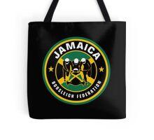 JAMAICA BOBSLED TEAM - COOL RUNNINGS Tote Bag