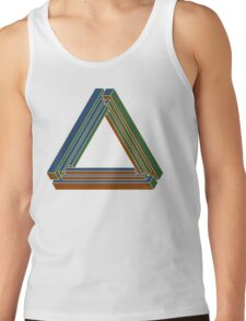 Sarcone's tribar Tank Top