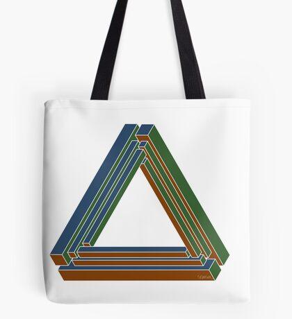 Sarcone's tribar Tote Bag