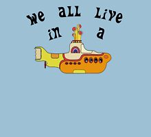 Yellow Submarine The Beatles Song Unisex T-Shirt