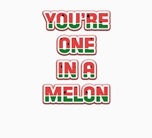 One In A Melon Womens Fitted T-Shirt