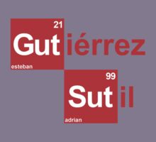 Team Sutil Gutierrez (white T's) by Tom Clancy