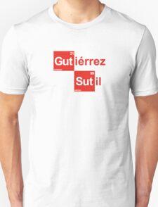 Team Sutil Gutierrez (white T's) T-Shirt