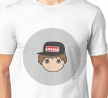 leafy is here Unisex T-Shirt