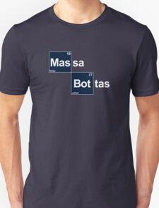 Team Massa Bottas (black T's) T-Shirt