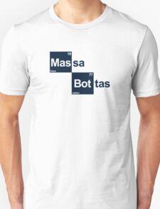 Team Massa Bottas (white T's) T-Shirt