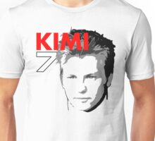 Kimi 7 - Team Garage T-Shirt Unisex T-Shirt