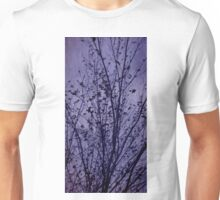 Fairy Tree in Lavender Unisex T-Shirt