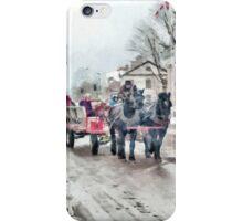 Wagon ride iPhone Case/Skin