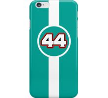 Hamilton 44 iPhone Case/Skin