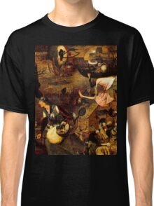 Mad Meg by Hieronymus Bosch Classic T-Shirt