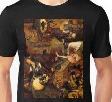 Mad Meg by Hieronymus Bosch Unisex T-Shirt