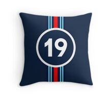 Massa 19 Throw Pillow