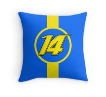 Alonso 14 Throw Pillow