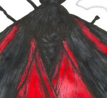 Cinnabar Moth Sticker