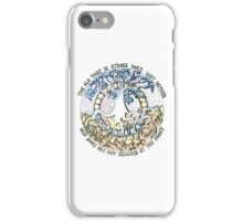 Lord of The Rings Quote iPhone Case/Skin