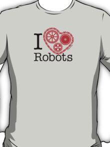 I Cog Robots v1.0 T-Shirt