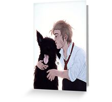Animagus Greeting Card