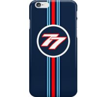 Bottas 77 iPhone Case/Skin