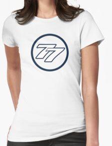 Bottas 77 Womens Fitted T-Shirt