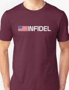 Vintage American Infidel Unisex T-Shirt
