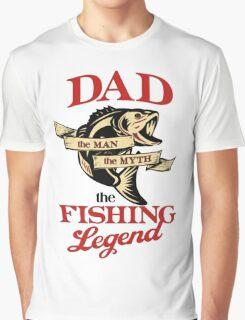 Fisherman Graphic T-Shirt